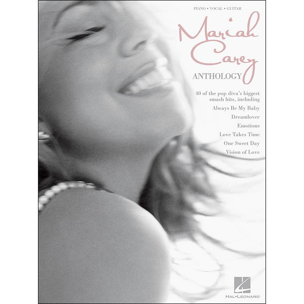 Hal Leonard Mariah Carey Anthology [Book]