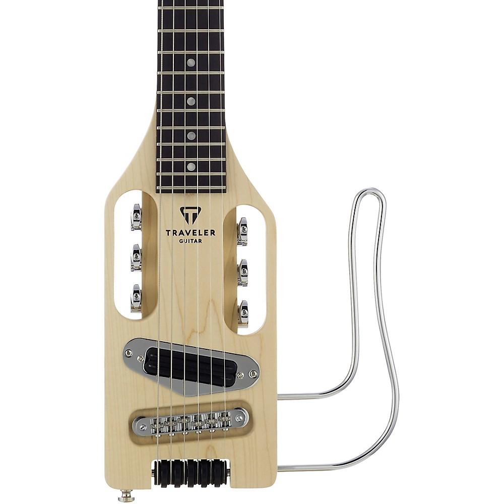 Traveler Guitar Ultra-Light Electric Guitar Natural
