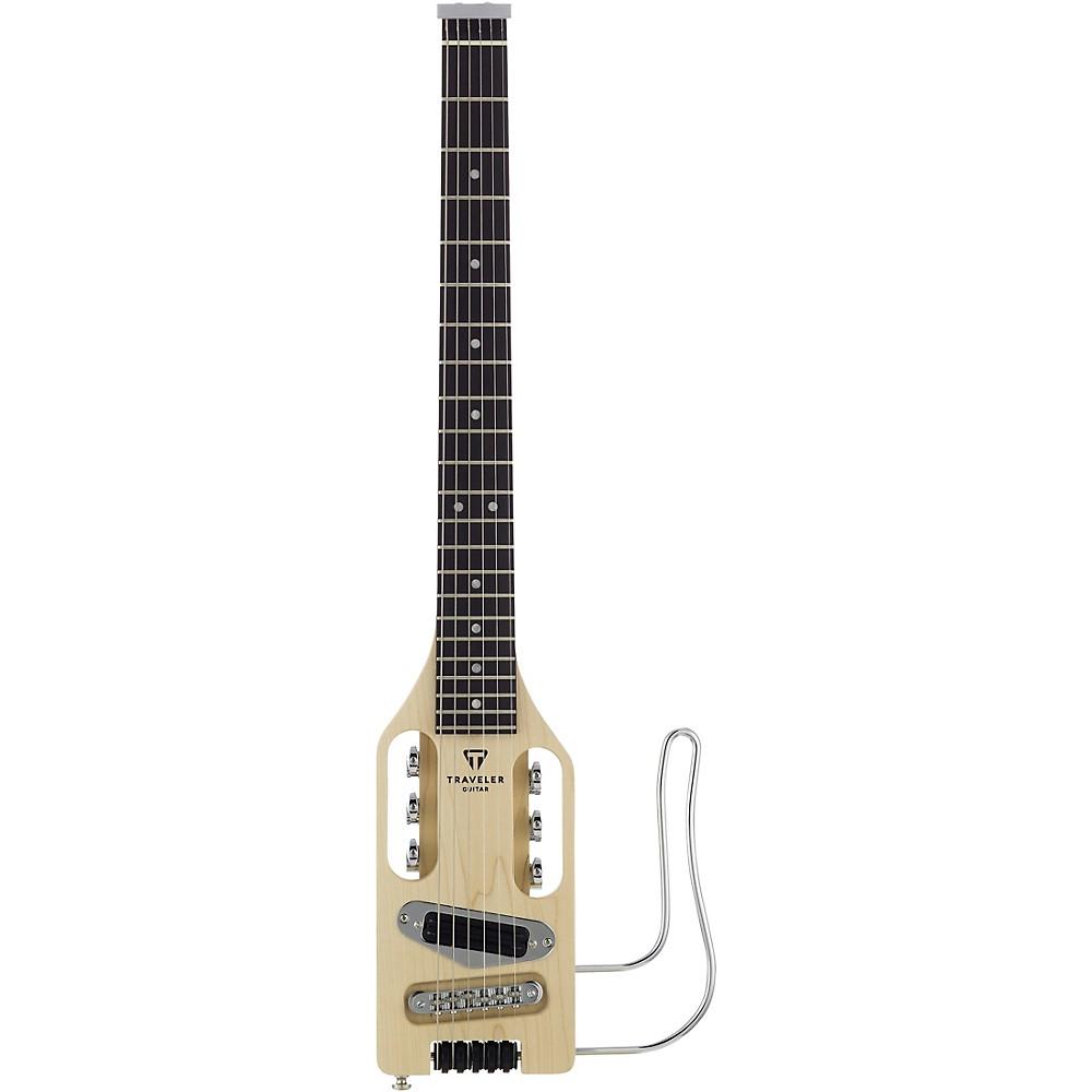 traveler guitar ultra light electric ultra light in natural for sale online ebay. Black Bedroom Furniture Sets. Home Design Ideas