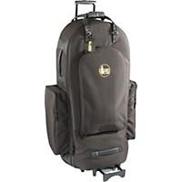 Gard 4/4 Medium Frame Tuba Wheelie Bag 63-Wbflk Black Ultra Leather