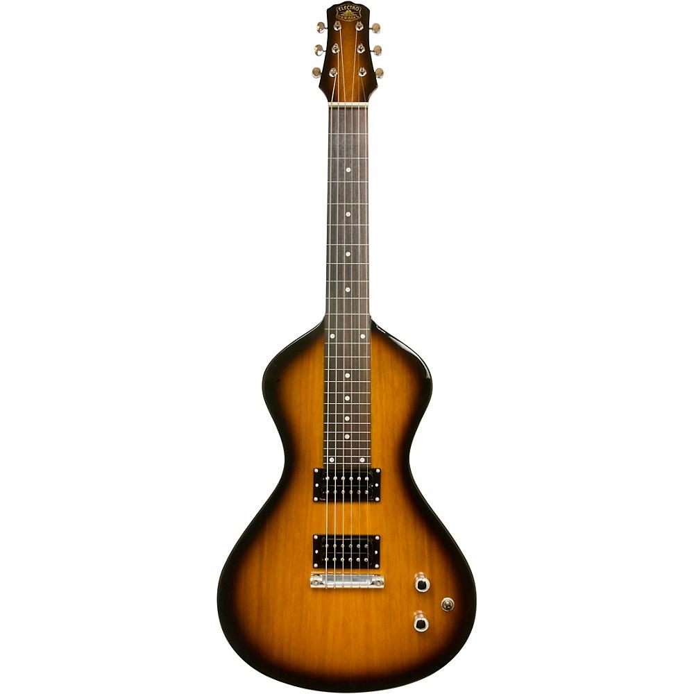 Asher Guitars & Lap Steels Electro Hawaiian Junior Lap Steel Guitar (H70216004 AJ-200TB) photo