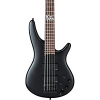 Ibanez K5 Fieldy Signature 5-String Electric Bass Guitar Flat Black