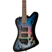 Spector Legend 4X Classic Electric Bass Guitar Holoflash