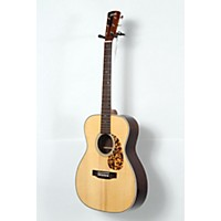 Used Blueridge Br-163A Adirondack Top Craftsman Series 000 Acoustic Guitar Natural 190839034939