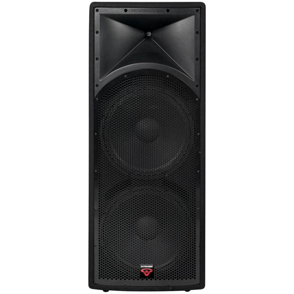 """Cerwin-Vega INT-252 V2 Dual 15"""" 2-Way Passive PA Speaker"""