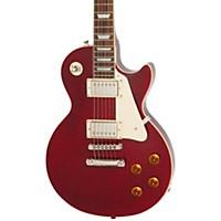 Epiphone Les Paul Standard Plustop Pro Electric Guitar Wine Red