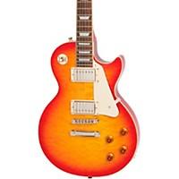 Epiphone Limited Edition Les Paul Quilt Top Pro Electric Guitar Faded Cherry Sunburst