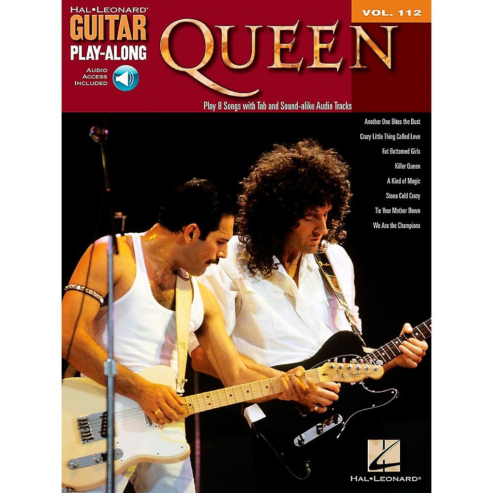 Hal Leonard Queen - Guitar Play-Along Volume 112 (Book/Cd)
