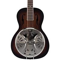 Gretsch Guitars Root Series G9220 Bobtail Round Neck Acoustic/Electric Resonator 2-Color Sunburst