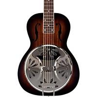Gretsch Guitars Root Series G9230 Bobtail Square Neck Acoustic-Electric Resonator 2-Color Sunburst