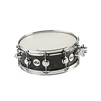 Dw Collector's Series Finishply Snare Drum Black Velvet With Chrome Hardware 14X5