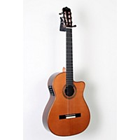 Used Cordoba Fusion Orchestra Ce Cd/In Acoustic-Electric Nylon String Classical Guitar Cedar 888365701066