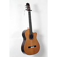 Used Cordoba Fusion Orchestra Ce Cd/In Acoustic-Electric Nylon String Classical Guitar Cedar 888365951546
