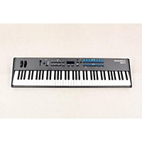 Used Kurzweil Sp4-7 76-Note Stage Keyboard  888365934785