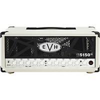 Evh 5150Iii 50W Tube Guitar Amp Head Ivory