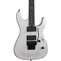 Dean Custom 550 Floyd Electric Guitar Metallic White