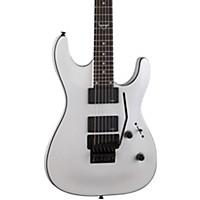 Dean Custom 550 Floyd Electric Guitar Metallic White