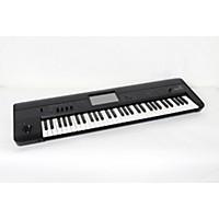 Used Korg Krome 61 Keyboard Workstation  888365895253