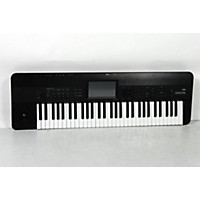 Used Korg Krome 61 Keyboard Workstation  888365935553