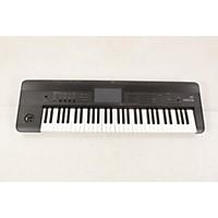 Used Korg Krome 61 Keyboard Workstation  190839016829
