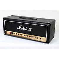 Used Marshall Dsl100h 100W All-Tube Guitar Amp Head Black 888365690629