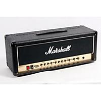 Used Marshall Dsl100h 100W All-Tube Guitar Amp Head Black 888365701332