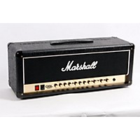 Used Marshall Dsl100h 100W All-Tube Guitar Amp Head Black 888365701349