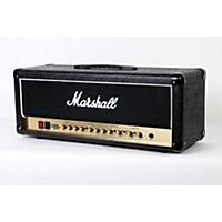 Used Marshall Dsl100h 100W All-Tube Guitar Amp Head Black 888365733951