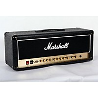 Used Marshall Dsl100h 100W All-Tube Guitar Amp Head Black 888365777047