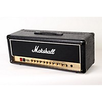 Used Marshall Dsl100h 100W All-Tube Guitar Amp Head Black 888365922577