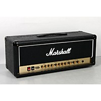 Used Marshall Dsl100h 100W All-Tube Guitar Amp Head Black 888365932866