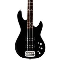 G&L Tribute L2000 Electric Bass Guitar Black Rosewood Fretboard