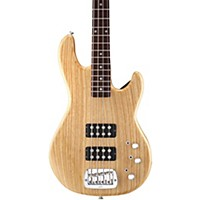 G&L Tribute L2000 Electric Bass Guitar Gloss Natural Rosewood Fretboard