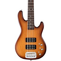G&L Tribute L2500 5-String Electric Bass Guitar Tobacco Sunburst Rosewood Fretboard