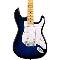 G&L Tribute Legacy Electric Guitar Blue Burst Maple Fretboard