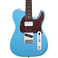 G&L Tribute Asat Classic Bluesboy Electric Guitar Lake Placid Blue Rosewood Fretboard