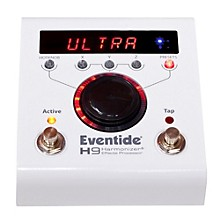 Open Box Eventide H9 Harmonizer Guitar Multi-Effects Pedal