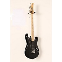 Used Line 6 Variax Jtv-69S Electric Guitar With Single Coil Pickups Black, Maple Fingerboard 190839002105