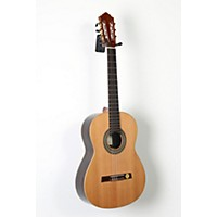 Used Hofner Solid Cedar Top Rosewood Body Classical Acoustic Guitar High Gloss Natural 888365837123