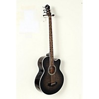 Used Michael Kelly Dragonfly 5-String Acoustic-Electric Bass Smoke Burst 190839044297