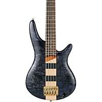 Ibanez Sr805 5-String Electric Bass Deep Twilight Flat