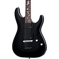 Schecter Guitar Research Damien Platinum 6 Electric Guitar Satin Black