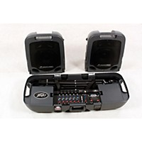 Used Peavey Escort 3000 Self Powered Portable Pa System 300 Watts  888365966687