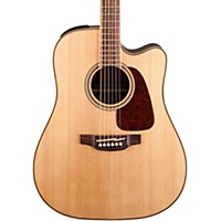 Takamine Gd93ce G Series Dreadnought Cutaway Acoustic-Electric Guitar Natural