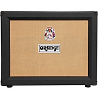 Orange Amplifiers Crush Pro Cr120c 120W 2X12 Guitar Combo Amp Black