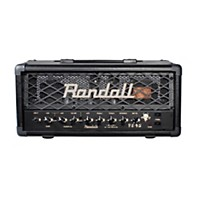 Randall Rd45h Diavlo 45W Tube Guitar Head Black