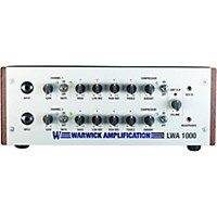 Warwick 1000W Bass Amp Head Silver