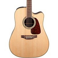 Takamine G Series Gd71ce Dreadnought Cutaway Acoustic-Electric Guitar Natural