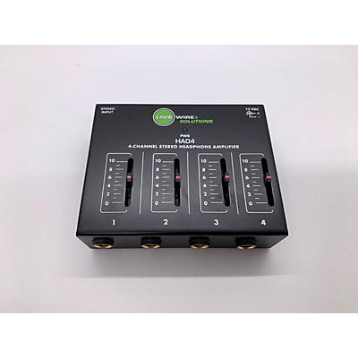Livewire HA04 Headphone Amp