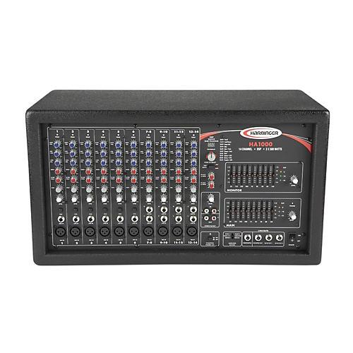 Harbinger HA1000 Powered Mixer